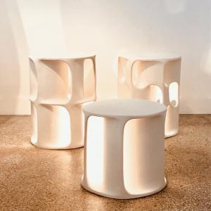 GUY BAREFF CERAMIC LAMPS DESPREZ BREHERET