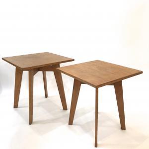 DESPREZ BREHERET CHARLOTTE PERRIAND LES ARCS TABLE