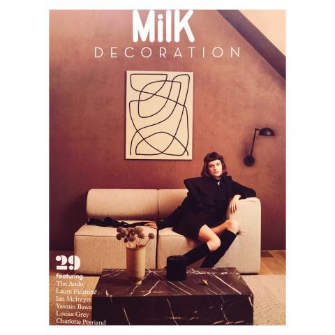 MILK DECORATION DESPREZ BREHERET