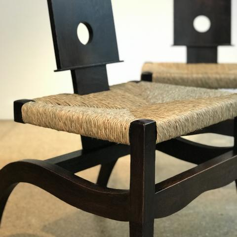 VICTOR COURTRAY CHAIRS DESPREZ BREHERET